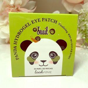 Brand new SNAIL 🐌 Hydrogel Eye Patch